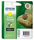 Original Epson Patronen T0344 Gelb