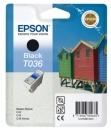 Original Epson Patronen T036 Schwarz