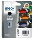 Original Epson Patronen T040 Schwarz