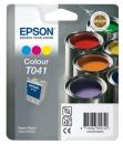 Original Epson Patronen T041 Color