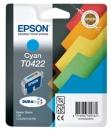 Original Epson Patronen T0422 Cyan