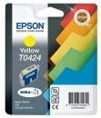 Original Epson Patronen T0424 Gelb