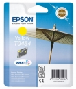 Original Epson Patronen T0454 Gelb