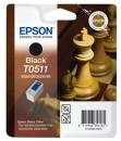 Original Epson Patronen T051 Schwarz