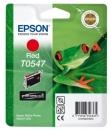 Original Epson Patronen T0547 Rot