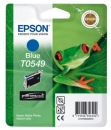 Original Epson Patronen T0549 Blau