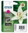 Original Epson Patronen T0593 Magenta