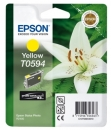 Original Epson Patronen T0594 Gelb