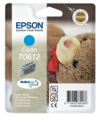 Original Epson Patronen T0612 Cyan