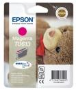 Original Epson Patronen T0613 Magenta
