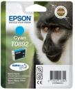 Original Epson Patronen T0892 Cyan