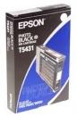 Original Epson Patronen T5431 Foto Schwarz