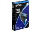 Original Epson Patronen T5432 Cyan