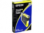 Original Epson Patronen T5434 Gelb