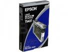 Original Epson Patronen T5437 Grau