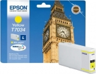 Original Epson Druckerpatronen T7034 Yellow