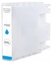 Alternativ Epson Druckerpatrone T7552 Cyan