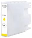 Alternativ Epson Druckerpatrone T7553 Gelb
