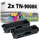 Alternativ Brother Toner TN-900BK Schwarz Set