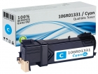 Alternativ Xerox Toner 6125C 106R01331 Cyan