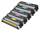 5er Set Alternativ Toner für Xerox Phaser 6121