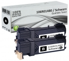2er Set Alternativ Xerox Toner 6140K Schwarz