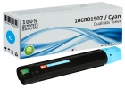 Alternativ Xerox Toner 106R01507 Cyan