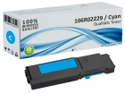 Alternativ Xerox Toner 106R02229 Cyan
