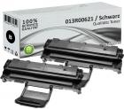 2x Alternativ Xerox Toner 013R00621 Set Schwarz