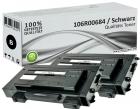 2x Alternativ Xerox Toner 106R00684 Schwarz