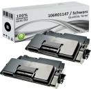 2x Alternativ Xerox Toner 106R01149 Schwarz