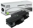 2x Alternativ Xerox Toner 106R02311 Set Schwarz