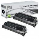 2x Alternativ Xerox Toner 113R00296 Set Schwarz