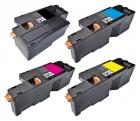 Set 4x Alternativ Xerox Toner 6020/6027 Mehrfarbig