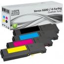 Alternativ Xerox Toner 6600 Set Mehrfarbig