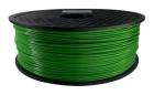 ABS Filament 1,75 mm - Dunkelgrün - 1 kg