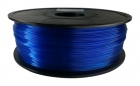 ABS Filament 1,75 mm - Blau Transparent - 1 kg