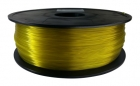 ABS Filament 1,75 mm - Gelb Transparent - 1 kg
