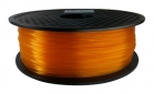 ABS Filament 1,75 mm - Orange Transparent - 1 kg