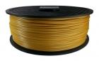 PLA Filament 1,75 mm - wie Echt-Gold - 1 kg