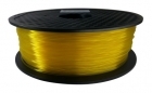 PLA Filament 1,75 mm - Gelb Transparent - 1 kg