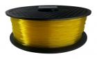 PLA Filament 1,75 mm - Gelb Transparent - 1 kg